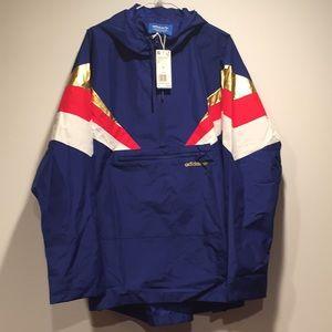 Adidas Fontaka Windbreaker Jacket